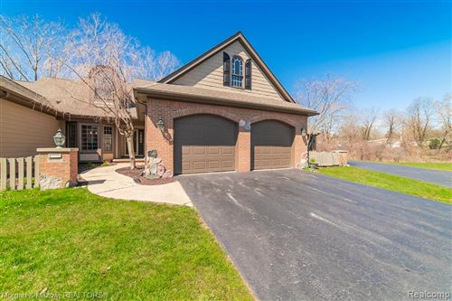 Photo of 6598 Steeple Ridge, Independence Township, MI 48346 (MLS # 2200032710)