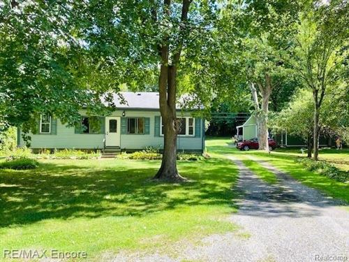 Photo of 8940 ORTONVILLE Road, Independence Township, MI 48348 (MLS # 2210082711)