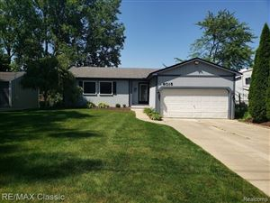 Photo of 6015 N BAY, Springfield Township, MI 48346 (MLS # 219078718)
