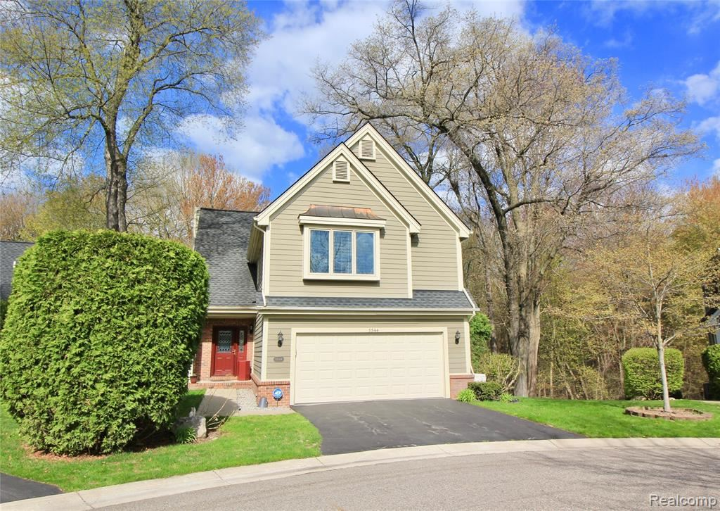 Photo for 5544 Northcrest Village Drive, Independence Township, MI 48346 (MLS # 2200030723)