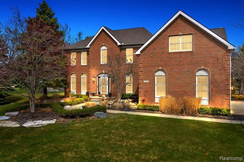 Photo for 5458 Woodcreek Court, Independence Township, MI 48348 (MLS # 2210021724)