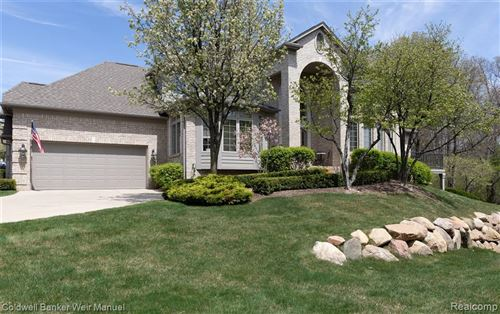 Photo of 6500 Enclave Drive, Independence Township, MI 48348 (MLS # 2210031727)