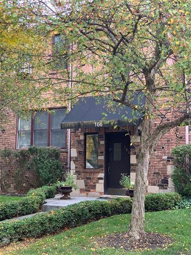 Photo of 166 W LINCOLN Street #1, Birmingham, MI 48009 (MLS # 2210015731)