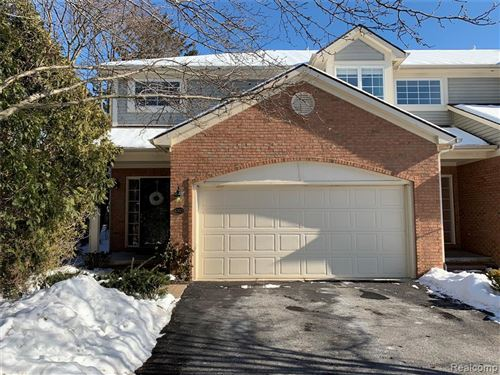 Photo of 43025 River Bend Drive #13, Plymouth Township, MI 48170 (MLS # 2200006733)