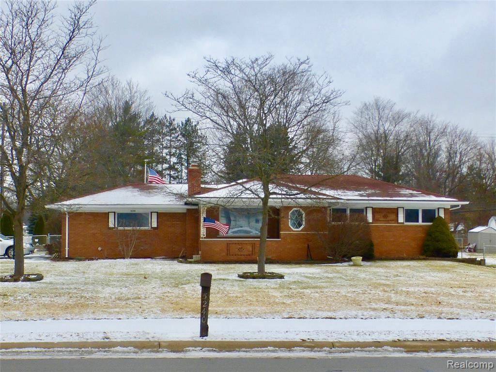 Photo for 5240 MAYBEE Road, Independence Township, MI 48346 (MLS # 2200003735)