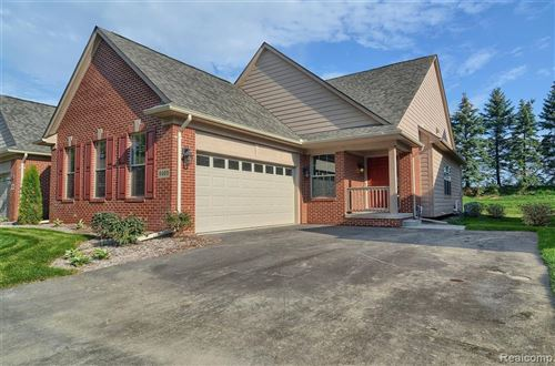 Photo of 6920 STONEWOOD PLACE Drive #42, Independence Township, MI 48346 (MLS # 2200011737)