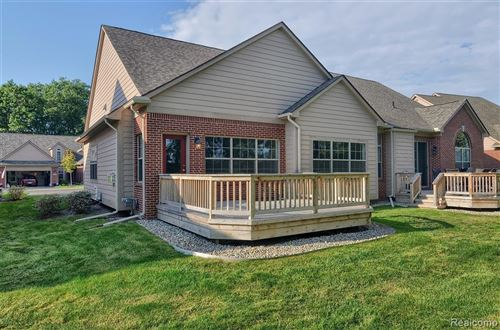Tiny photo for 6920 STONEWOOD PLACE Drive #42, Independence Township, MI 48346 (MLS # 2200011737)