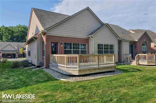 Tiny photo for 6920 STONEWOOD PLACE DRIVE, INDEPENDENCE Township, MI 48346 (MLS # 58050005743)