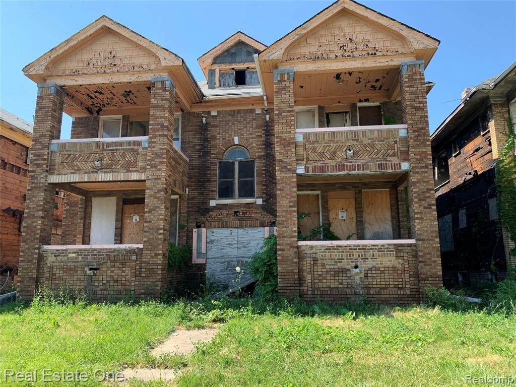 2434 W Buena Vista Street, Detroit, MI 48238 - MLS#: 2200053747