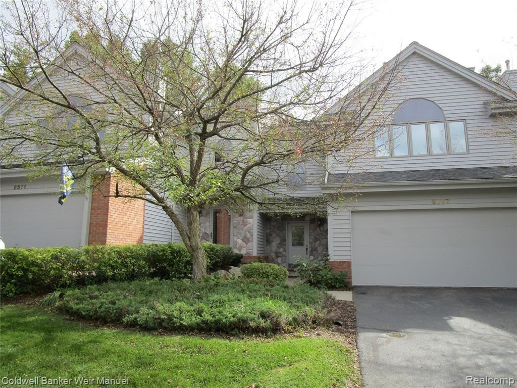 Photo for 6571 SCENIC PINES Court, Independence Township, MI 48346 (MLS # 219097759)