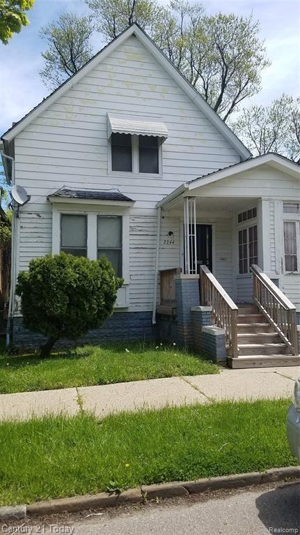 2244 HOLCOMB ST, Detroit, MI 48214 - MLS#: 2200043760