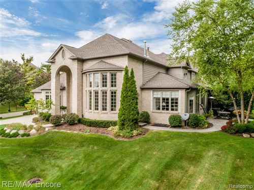 Photo of 6524 Enclave Drive, Independence Township, MI 48348 (MLS # 219091767)