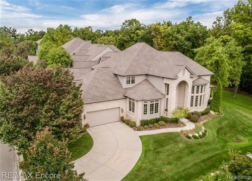 Tiny photo for 6524 Enclave Drive, Independence Township, MI 48348 (MLS # 219091767)