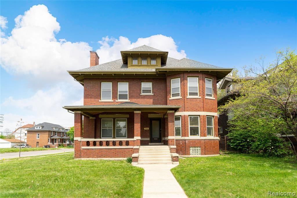 760 VIRGINIA PARK Street, Detroit, MI 48202 - MLS#: 2210033769