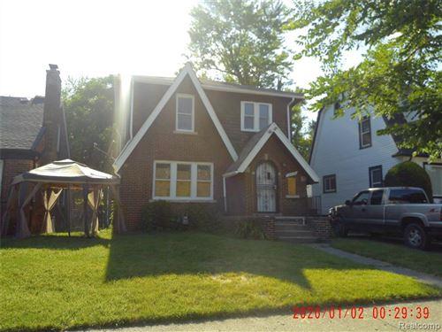 Photo of 15719 AUBURN Street, Detroit, MI 48223 (MLS # 2200061772)