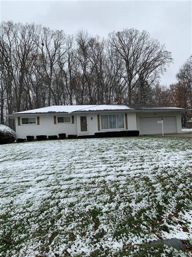 Photo of 4941 ECKLES Street, Independence Township, MI 48346 (MLS # 2200096772)