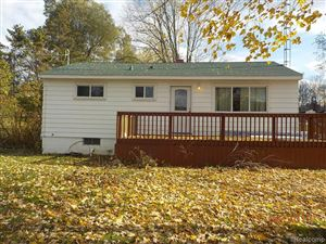 Photo of 12220 N STATE Road, Forest Township, MI 48463 (MLS # 219114775)