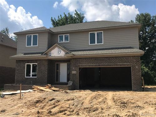 Photo of 6114 CHESHIRE PARK Drive, Independence Township, MI 48346 (MLS # 2210077778)
