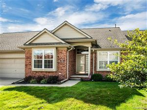 Photo for 5731 VICTORY Circle, Sterling Heights, MI 48310 (MLS # 219098782)