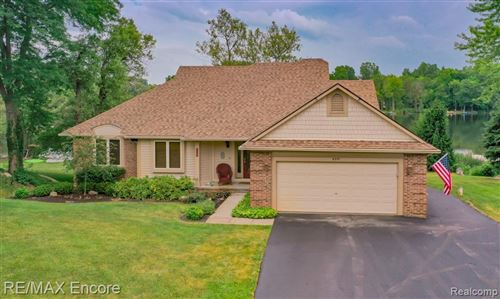Photo of 6591 Greene Haven Drive, Independence Township, MI 48348 (MLS # 2200053786)