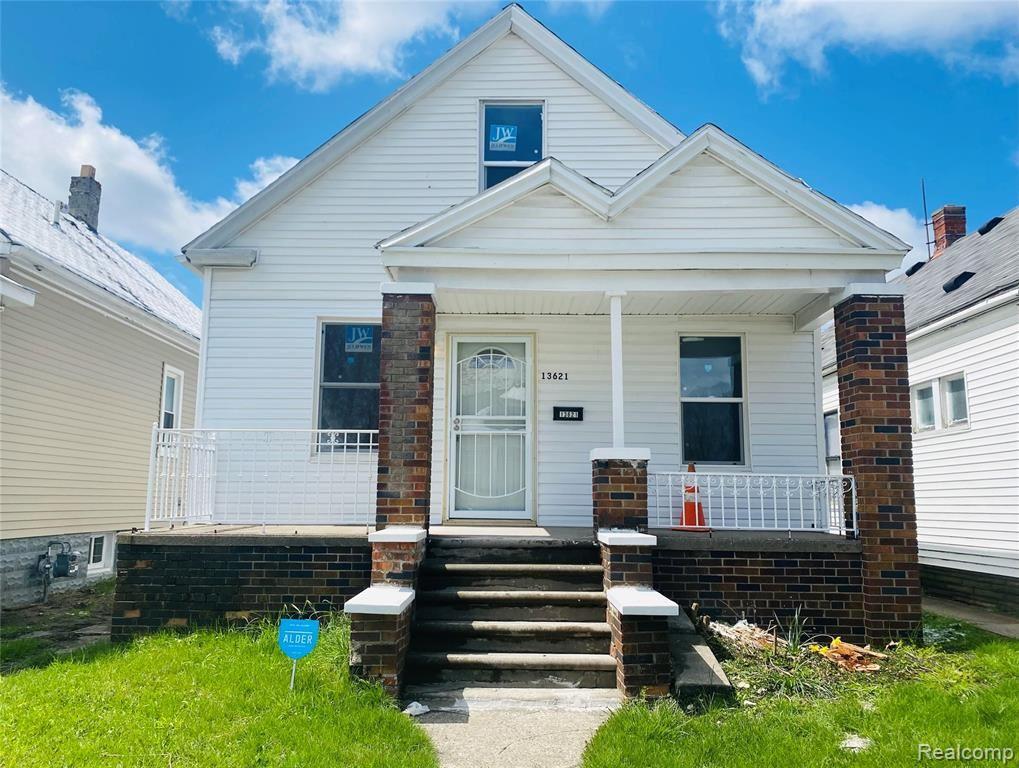 13621 JUSTINE Street, Detroit, MI 48212 - MLS#: 2210027790