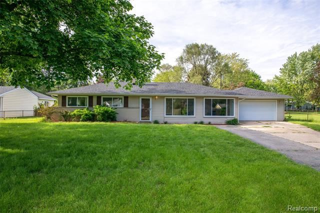 Photo for 5368 CONSOLE Street, Independence Township, MI 48346 (MLS # 219050796)