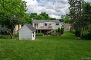 Photo of 535 REED ST, Northville, MI 48167 (MLS # 219059801)