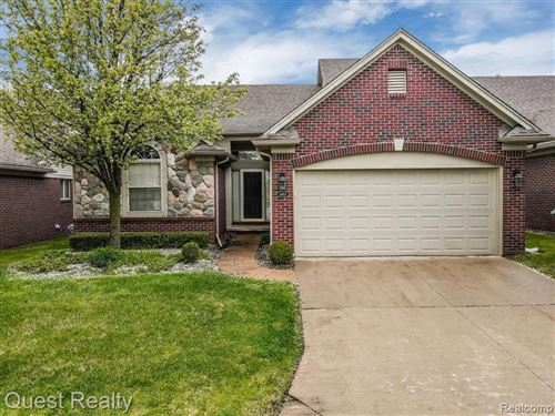Photo of 6883 N Central Park, Shelby Township, MI 48317 (MLS # 2200032802)