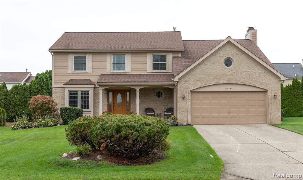 Photo for 6570 HORNCLIFFE Drive, Independence Township, MI 48346 (MLS # 2210076806)