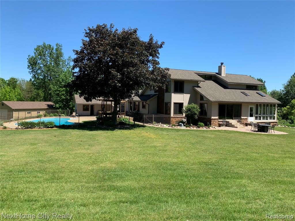Photo for 6575 HADLEY HILLS Court, Independence Township, MI 48348 (MLS # 2210013813)