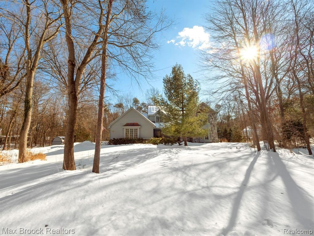 Photo for 5811 PINE BREEZE Drive, Independence Township, MI 48346 (MLS # 2210007816)