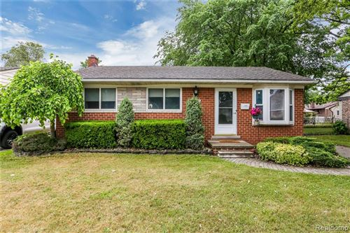 Photo for 27734 TOWNLEY Street, Madison Heights, MI 48071 (MLS # 2200048821)