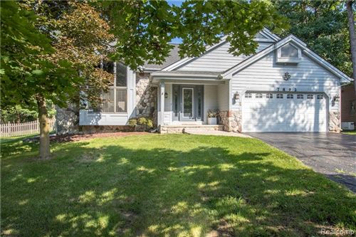 Photo of 7892 PINE KNOB Road, Independence Township, MI 48348 (MLS # 2200036822)