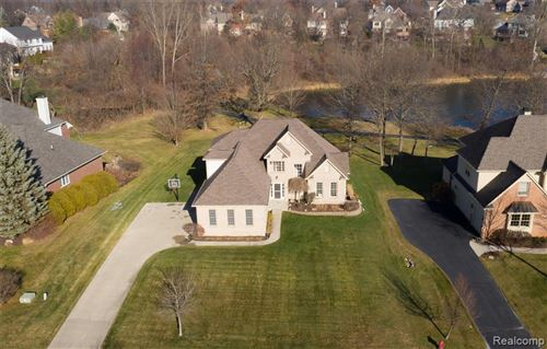 Photo of 8357 BROOKSTONE Lane, Independence Township, MI 48348 (MLS # 2200099822)