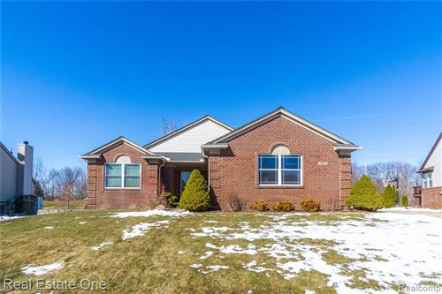 Photo of 4893 SPRING MEADOW Drive, Independence Township, MI 48348 (MLS # 2200012825)