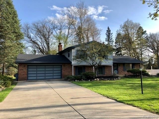Photo for 6501 MAYBEE Road, Independence Township, MI 48346 (MLS # 2200016825)