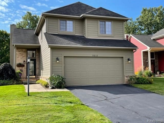 Photo for 5610 NORTHCREST CROSSING, Independence Township, MI 48346 (MLS # 2210075829)