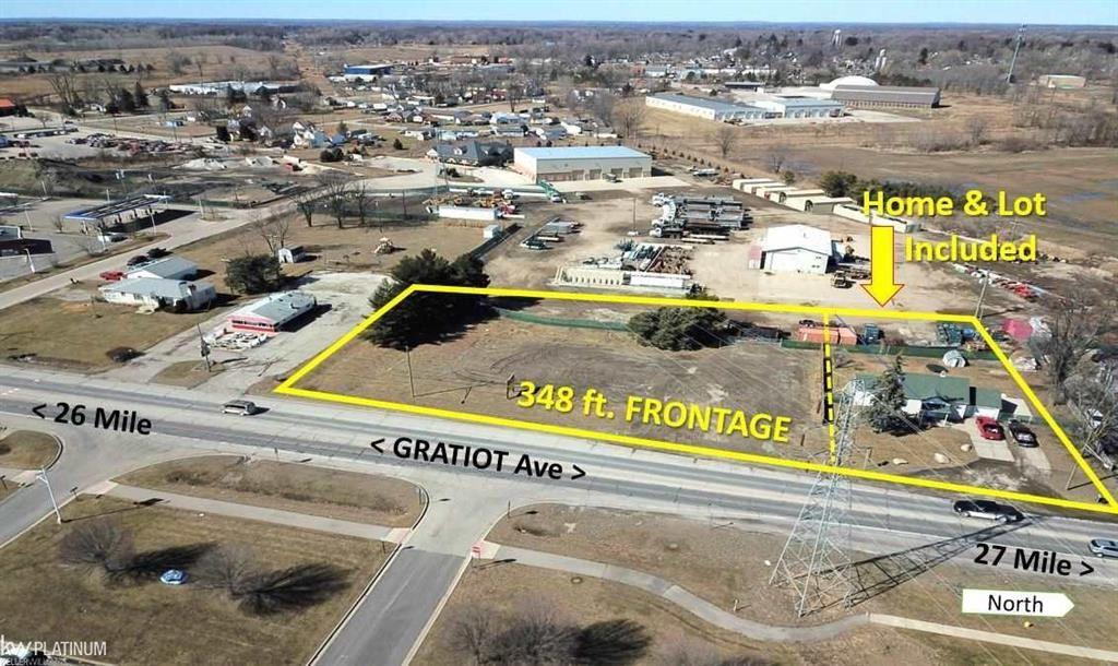 Photo of 58001 GRATIOT, NEW HAVEN, MI 48048 (MLS # 58050035829)