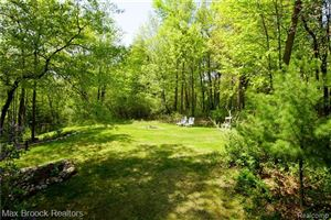 Tiny photo for 8862 AUTUMNGLO Drive, Springfield Township, MI 48348 (MLS # 219052830)