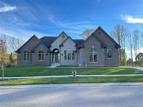 Photo of 2418 BUCKTHORN Drive, Shelby Township, MI 48316 (MLS # 2200022832)