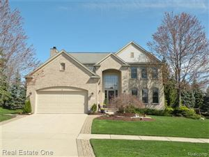 Photo of 1897 BEAVER CREEK Drive, Rochester, MI 48307 (MLS # 219050833)
