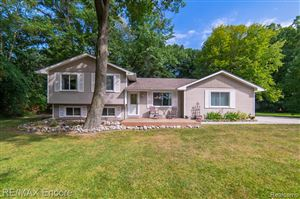 Photo of 5240 MATTAWA Drive, Independence Township, MI 48348 (MLS # 219113837)
