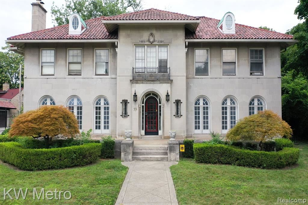 55 Arden Park Boulevard, Detroit, MI 48202 - MLS#: 2200064841