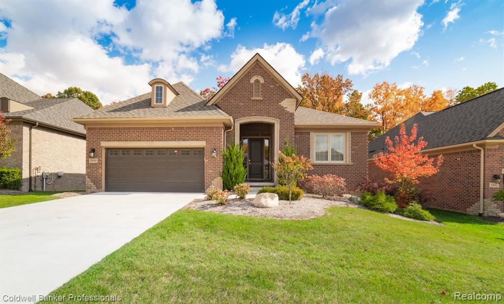 Photo for 5494 WOODFALL Road, Independence Township, MI 48348 (MLS # 2200085850)