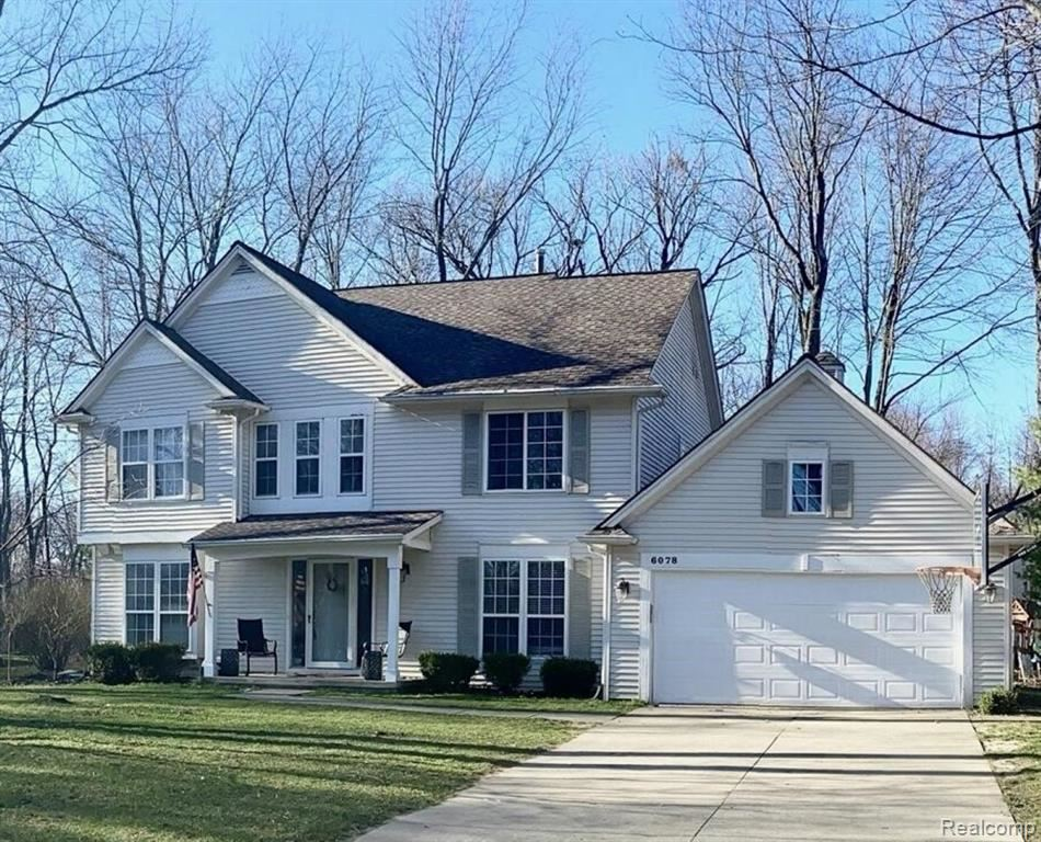 Photo for 6078 CAMPFIRE Circle, Independence Township, MI 48346 (MLS # 2200003853)