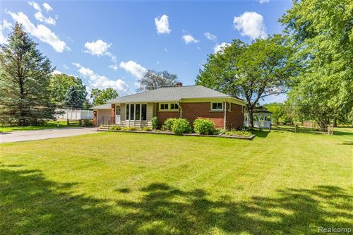 Photo of 101 N Newman Road, Orion Township, MI 48362 (MLS # 2210080856)