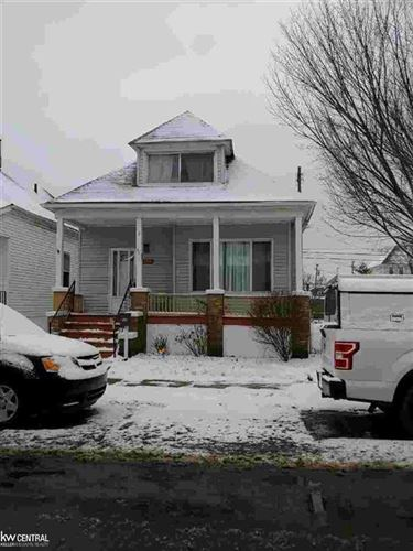 Tiny photo for 11363 MCDOUGALL, HAMTRAMCK, MI 48212 (MLS # 58050005857)