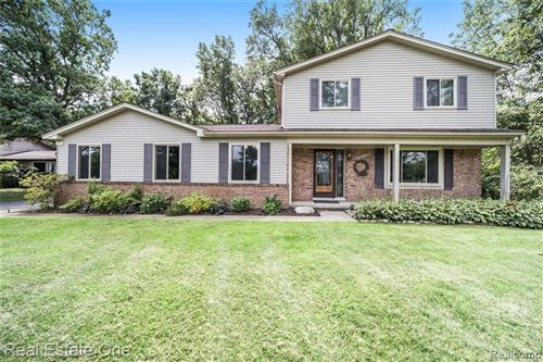 Photo of 9069 CLARK Road, Springfield Township, MI 48346 (MLS # 2200081861)