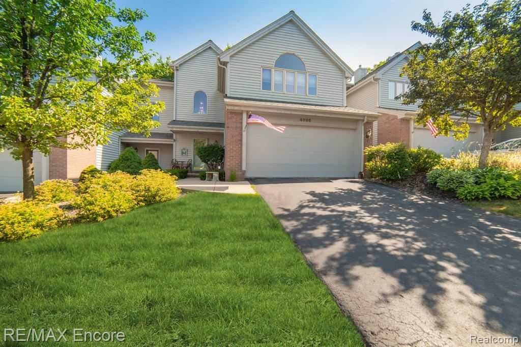 Photo for 4996 TIMBERWAY Trail, Independence Township, MI 48346 (MLS # 219092863)