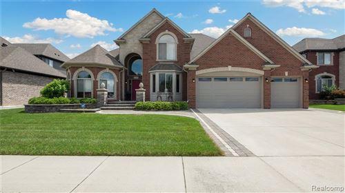Photo for 53434 ADDINGTON Drive, Macomb Township, MI 48042 (MLS # 2210058865)